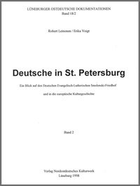 Deutsche in St. Petersburg.